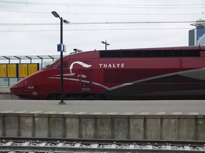 4538 (Thalys) Amsterdam Centraal 29 March 2012