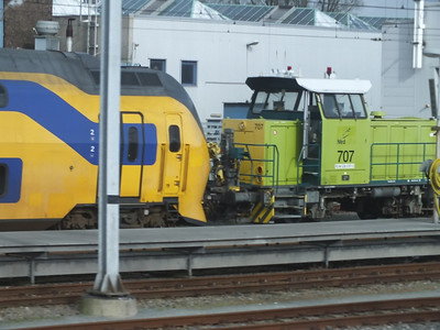 707 Amsterdam Centraal Depot 29 March 2012