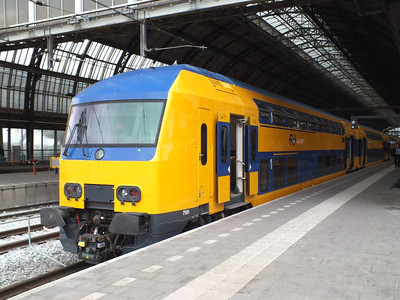 7501 Amsterdam Centraal 29 March 2012