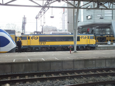 1717 Amsterdam Centraal 29 March 2012