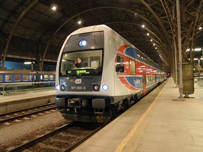 971 050 Prague hlavni nadrazi 26 September 2011