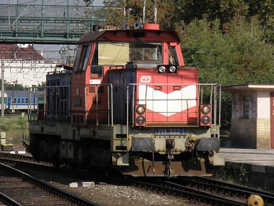 714 022 Prague Smichovske Nadrazi 27 September 2011