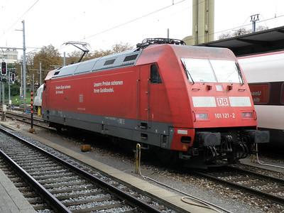 101 121 Basel SBB 14 September 2012