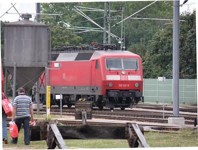 120 140 Basel Badischer Bf. 14 September 2009