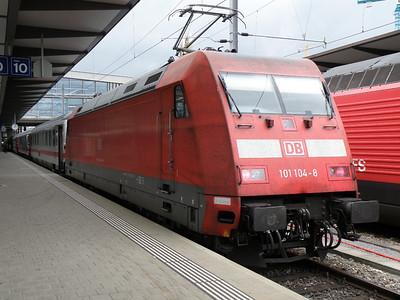 101 104 Basel SBB 14 September 2012