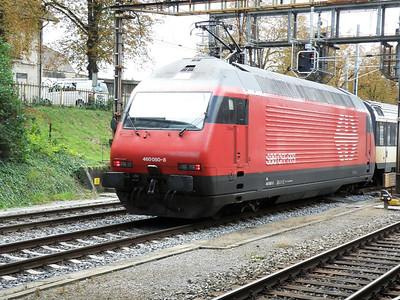 460 050 Basel SBB 14 September 2012