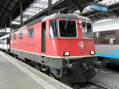 11176 Basel SBB 14 September 2012