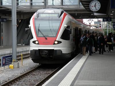 522 009 Basel SBB 14 September 2012