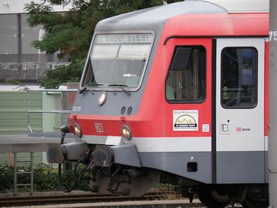 628 701 Basel Badischer Bf. 14 September 2009