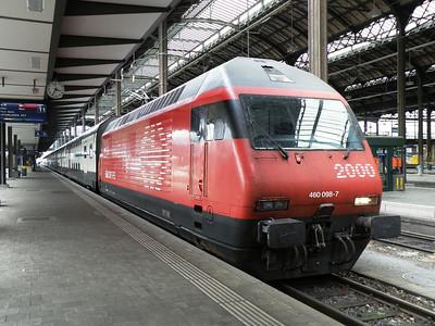 460 098 Basel SBB 14 September 2012