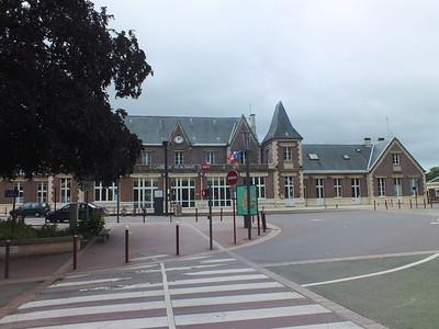 Gare de Beauvais 23 June 2013
