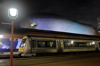 168 218 Birmingham Moor St 20 January 2018