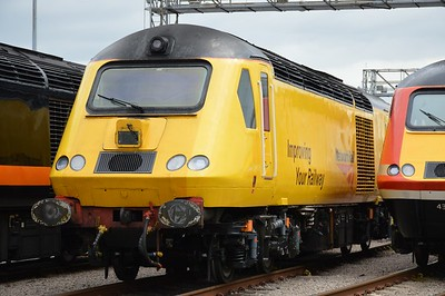 43 013 St Phillips Marsh Depot Bristol 2 May 2016