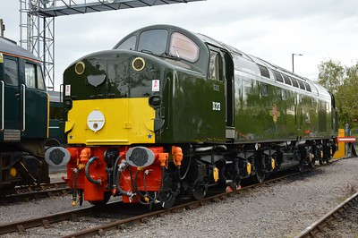 D213 St Phillips Marsh Depot Bristol 2 May 2016