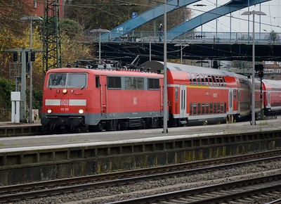 111 111 Aachen Hbf 26 November 2016