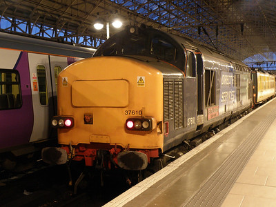 37 610 Manchester Piccadilly 8 June 2011