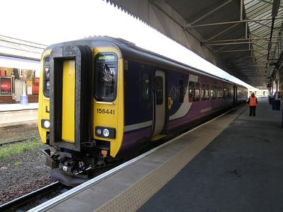 156 441 Bolton 8 June 2011