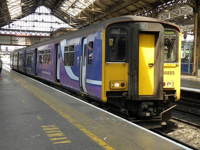 150 223 Preston 9 June 2011