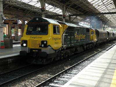 70 010 Preston 9 June 2011