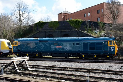 50 050 Leicester 31 March 2016