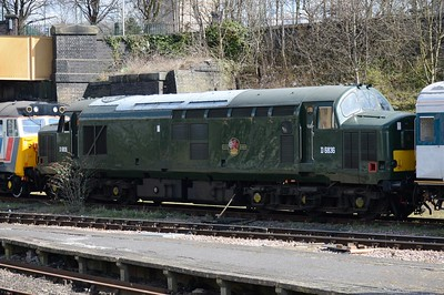 D6836 Leicester 31 March 2016