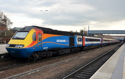 43 075 Leicester 31 March 2016