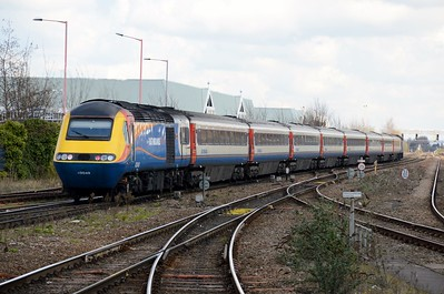 43 049 & 43 061 Leicester 31 March 2016