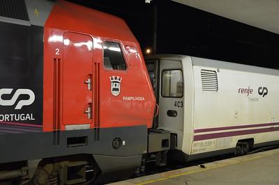 5602 & Talgo set Lisboa Apolonia 23 November 2015