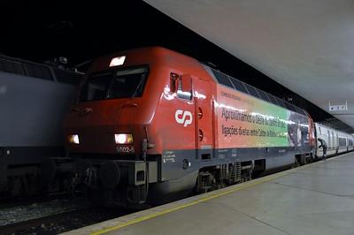 5602 Lisboa Apolonia 23 November 2015 21.25 to Madrid