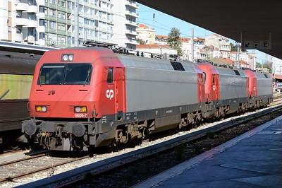 5606 & 5601 & 5610 Lisboa Apolonia 23 November 2015