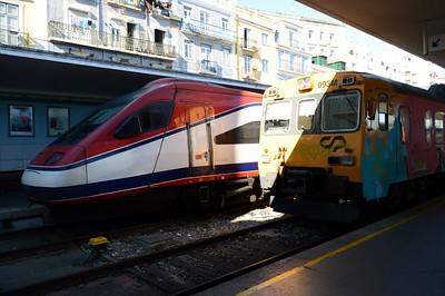 4010 & 093M Lisboa Apolonia 23 November 2015