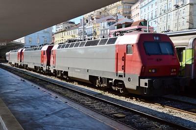 5610 & 5601 & 5606 Lisboa Apolonia 23 November 2015