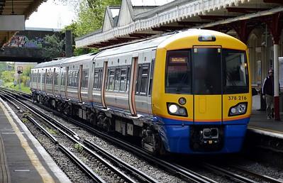 378 216 Harrow & Wealdstone 7 May 2015