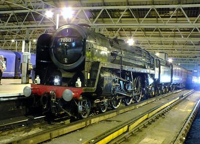 70013 Waterloo 21 August 2013