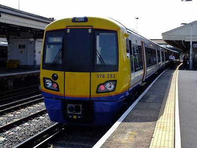 378232 Clapham Junction 21 August 2013