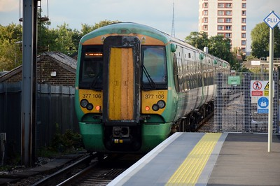 377 106 East Croydon 31 August 2017