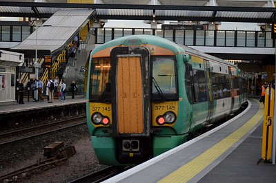 377 145 East Croydon 31 August 2017