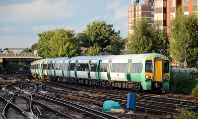 377 211 East Croydon 31 August 2017