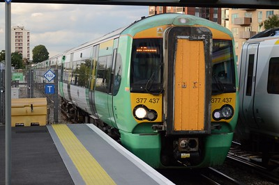 377 437 East Croydon 31 August 2017