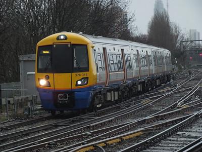 378 215 Clapham Junction 29 December 2012
