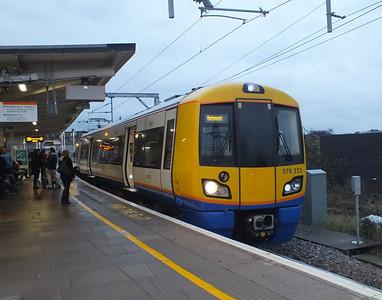 378 232 Willesden Junction 28 December 2012