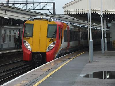 458 005 Clapham Junction 29 December 2012