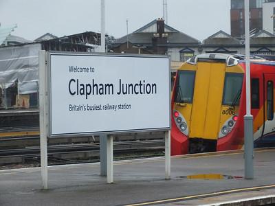 458 006 Clapham Junction 29 December 2012
