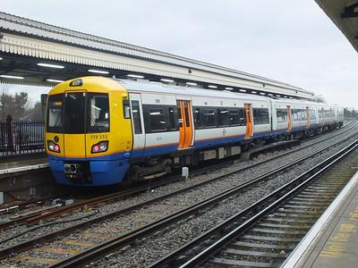 378 232 Clapham Junction 29 December 2012