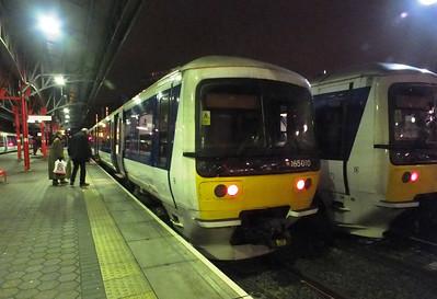 165 010 London Marylebone 28 December 2012