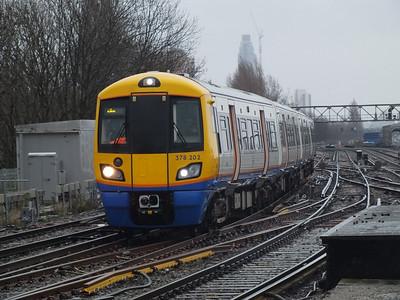 378 202 Clapham Junction 29 December 2012