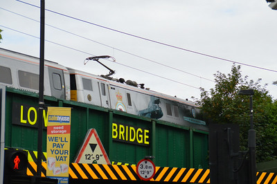 91 110 Finsbury Park 13 July 2014