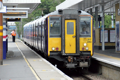 317 343 Finsbury Park 13 July 2014