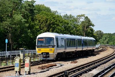 165 024 Moor Park 14 July 2014