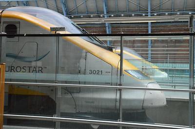 3021 & 3003 St Pancras 13 July 2014